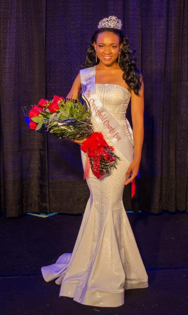 2018 Miss Chesterfield County Fair (Miss Dominga Murray)